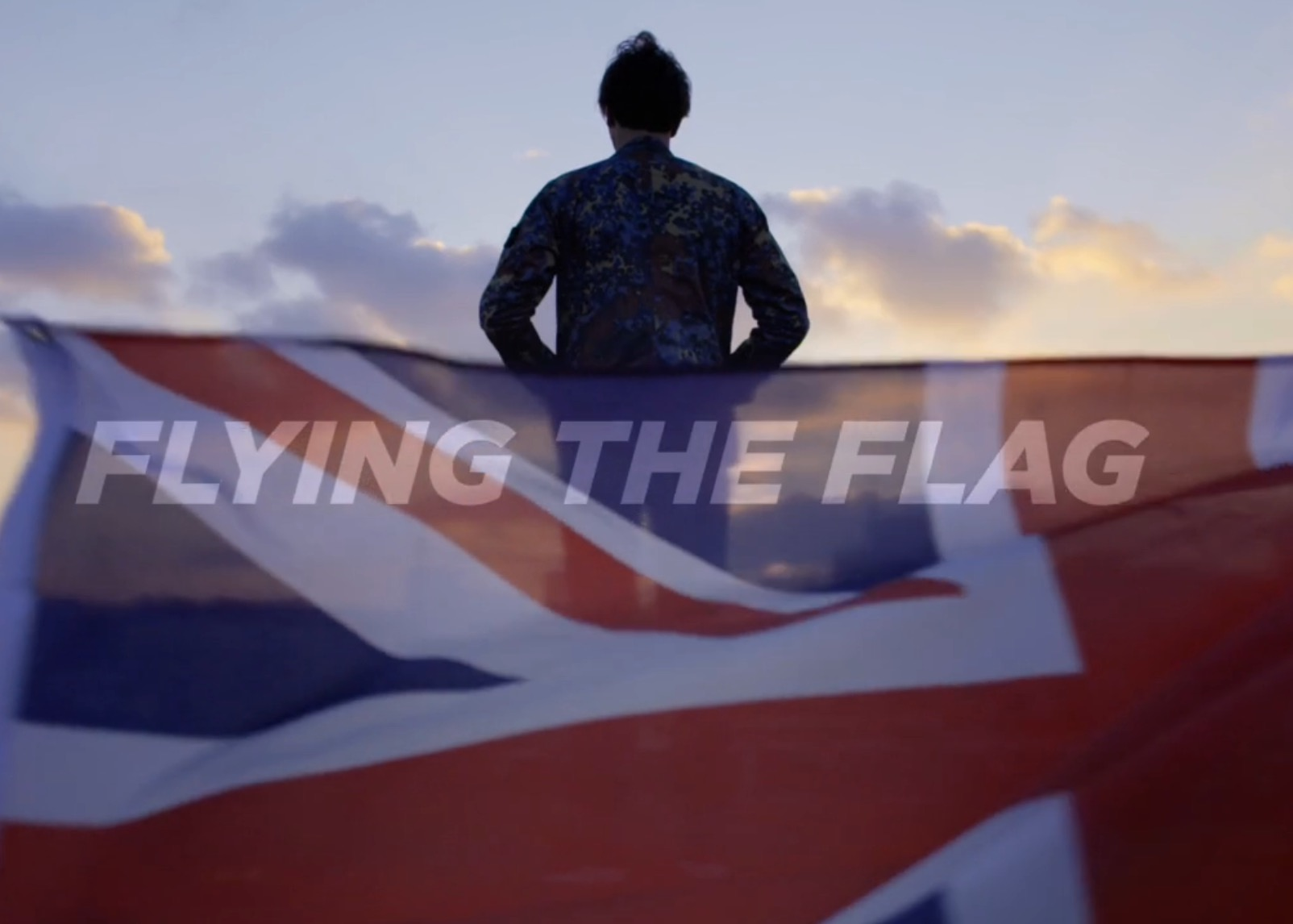 New Balance // Flying the flag