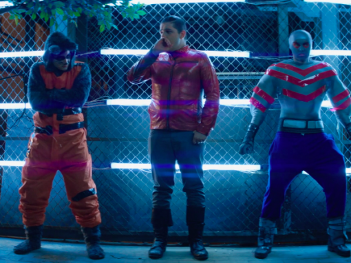 DISNEY // THE GUARDIANS OF THE GALAXY Trailer
